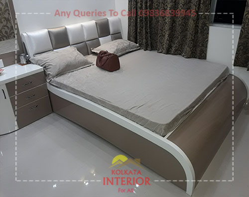 24 Bed Furniture Design Ideas Affordable Cost Kolkata Interior
