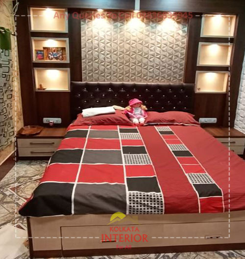 24 Bed Furniture Design Ideas Affordable Cost Kolkata Interior,Easy Harley Davidson Nail Designs