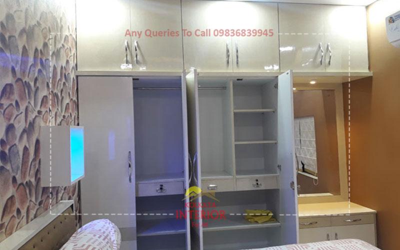 42 Wardrobe Design Manufacturer Affordable Cost Kolkata Interior