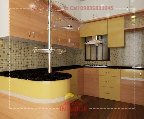 Top Kitchen Interior Designer Kolkata Low Budget
