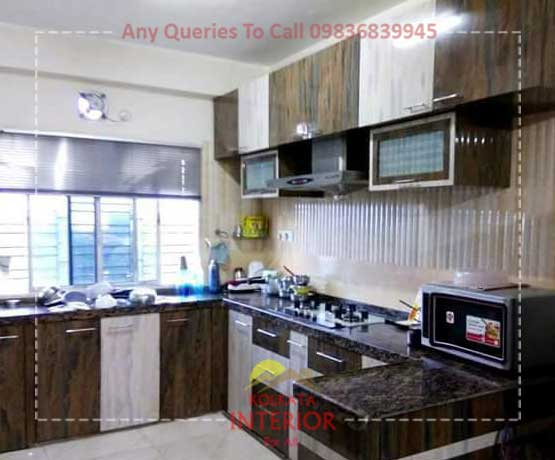 2 bhk flat interior design kolkata