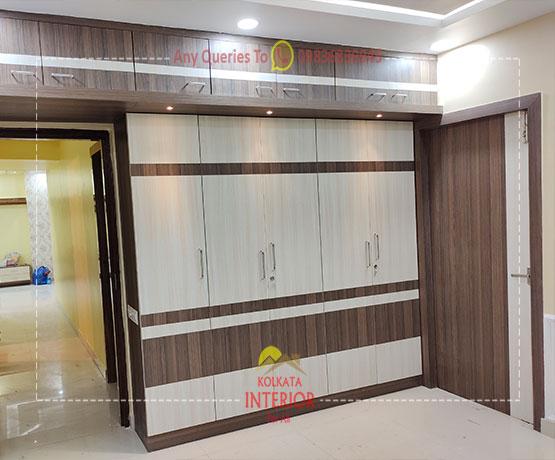 2 BHK Interior Design Cost Kolkata | Affordable Interior Ideas