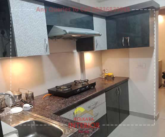 Top Kitchen Interior Design Decoration Kolkata Low Cost