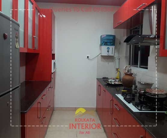 3 bhk flat interior solutions kolkata