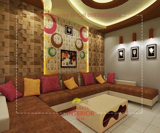 Affordable Cost Home Interior Design Decoration Kolkata