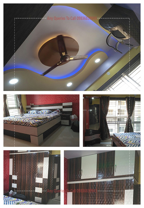 low cost bedroom interior ideas in howrah