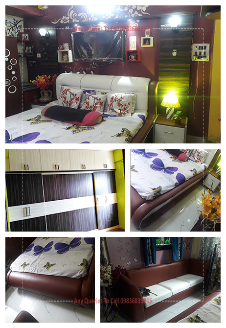 bedroom interior quotation in kolkata
