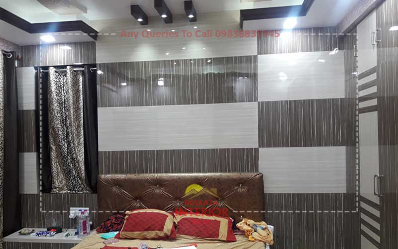 bedroom interior cost kolkata