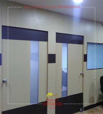 low cost office interior howrah