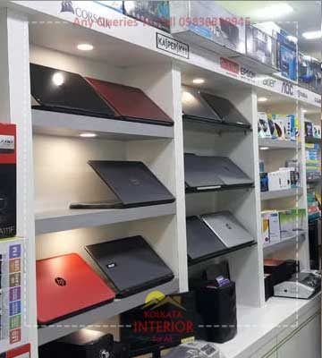 low cost shop interior howrah