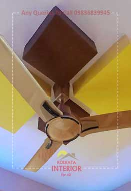 pop false ceiling rate in kolkata