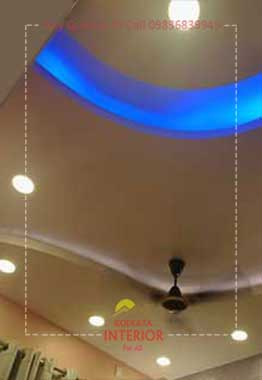 bedroom false ceiling ideas garia kolkata