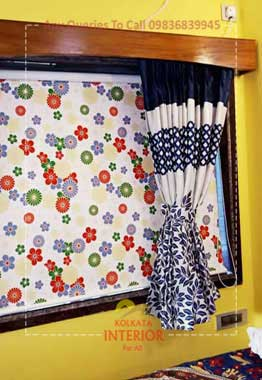 bedroom window curtains design ideas kolkata