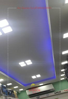 shop false ceiling design ideas kolkata