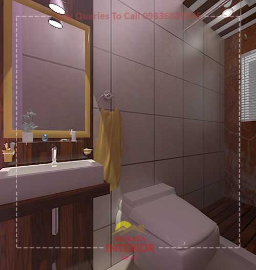 low budget 2 bhk flat interior kolkata
