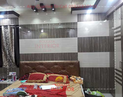 bedroom interior south kolkata