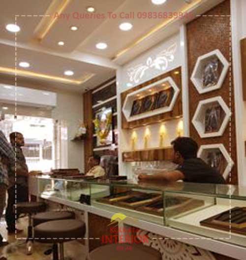 Showroom Interior Design Decoration Affordable Cost Kolkata,Flooring Design Center