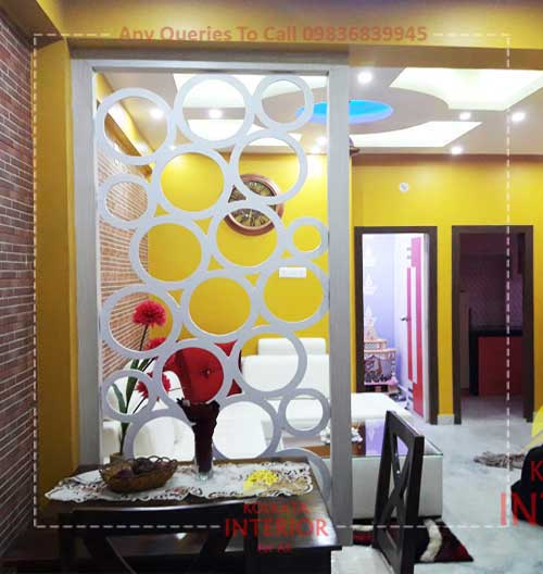residential interior south kolkata