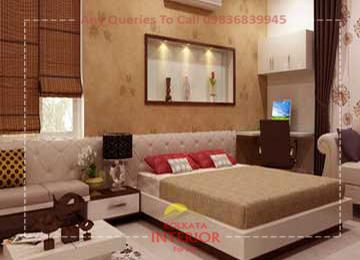 2 BHK Flat Interior Designer Decoration Kolkata   Low Budget