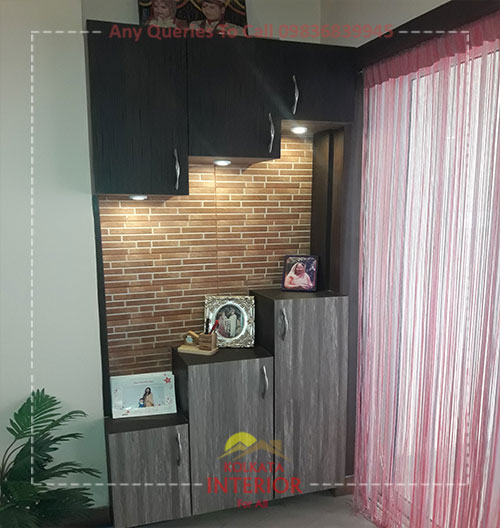 wall unit cost kolkata