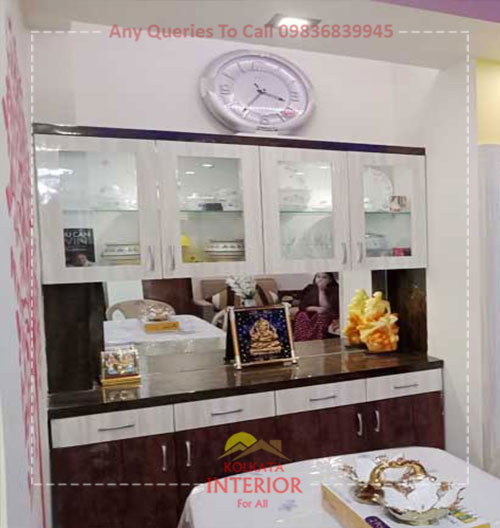 wall unit furniture cost kolkata