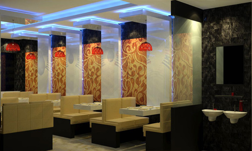 Restaurant Designing Materials Designers Ideas By Start Kolkata Interior