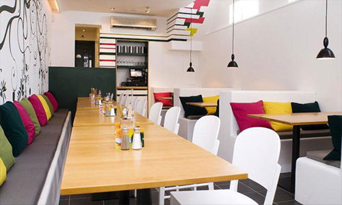 restaurant interior designers in kolkata howrah west bengal - Restaurant Interior Design Ideas
