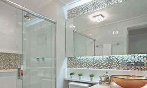 bathroom mirror design ideas - Bathroom Designs Kolkata