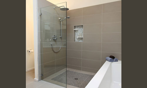 shower glass partition kolkata