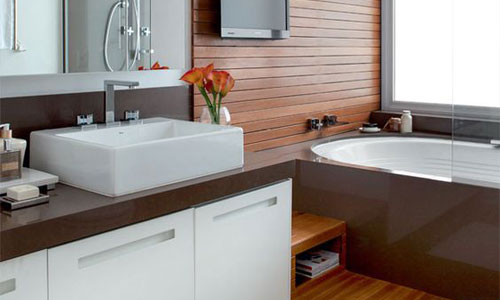 Bathroom Basin Bathtub Design Ideas