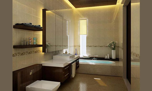 bathroom shower and cabinets ideas kolkata - Bathroom Designs Kolkata