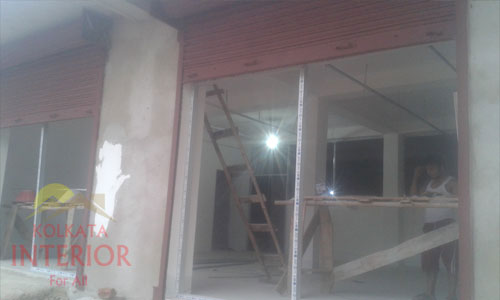 Showroom Carpentry Work Carpenters Services Kolkata