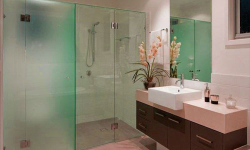 bathroom cabinets supplier and glass partition works kolkata - Bathroom Cabinets Kolkata