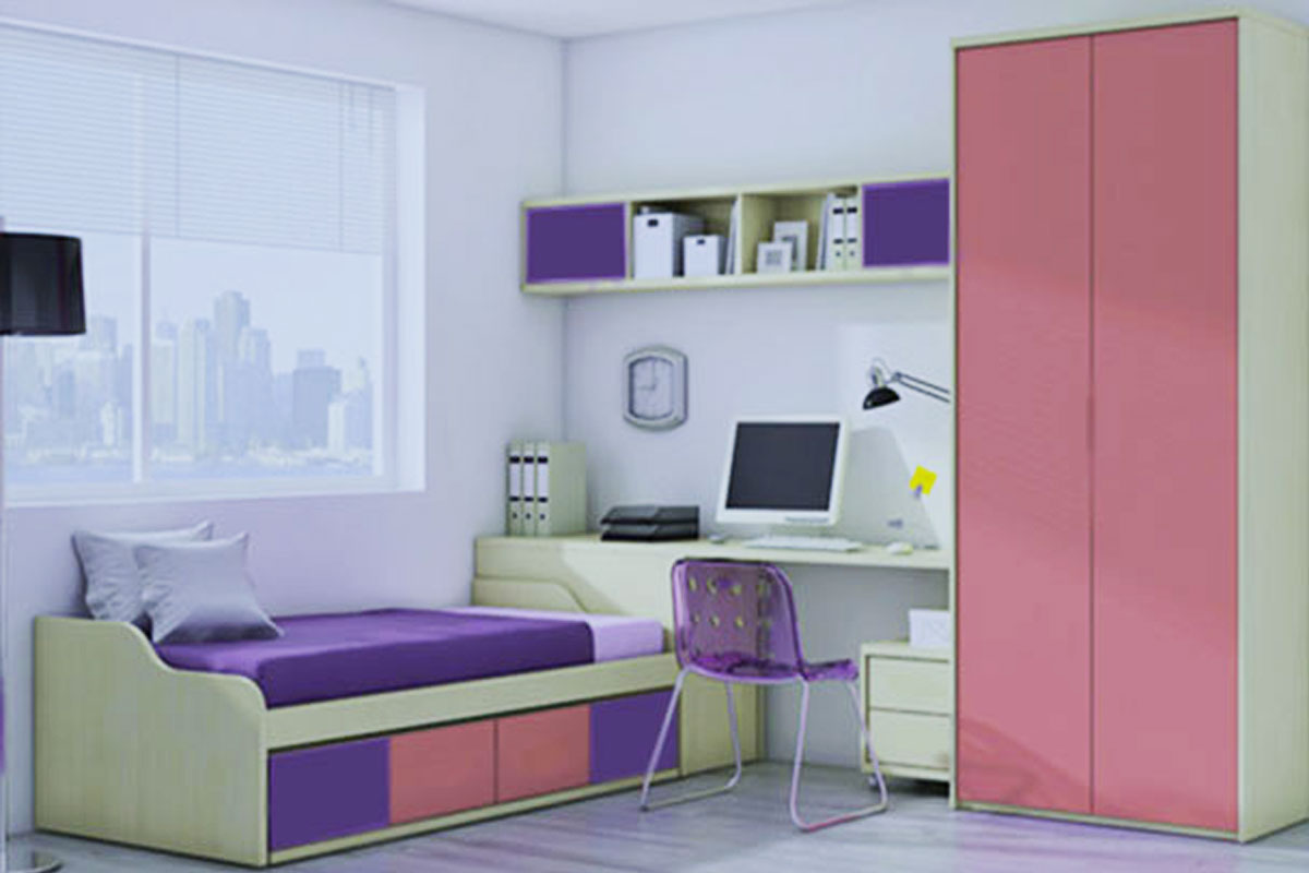 Customer Taste Best Kids Room Furniture Decoration Kolkata