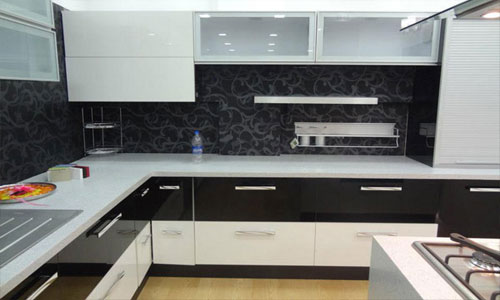 Customer taste top kitchen furniture decorations kolkata for Kichan farnichar design