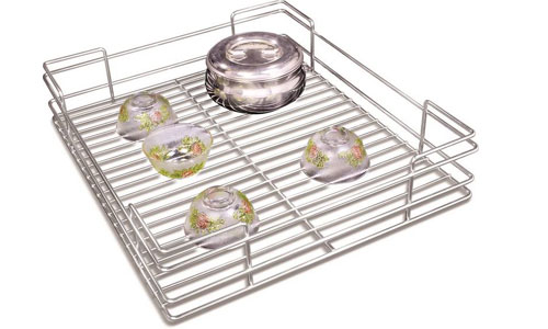Modular Kitchen Accessory Plain Basket Design Ideas Kolkata