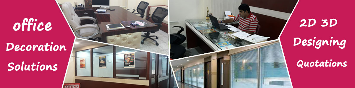 Best office interior designing decoration services kolkata for Office interior solutions