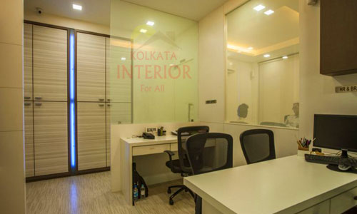 modern office interior decorations kolkata