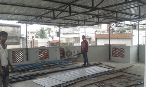 rooftop manufacturers in kolkata