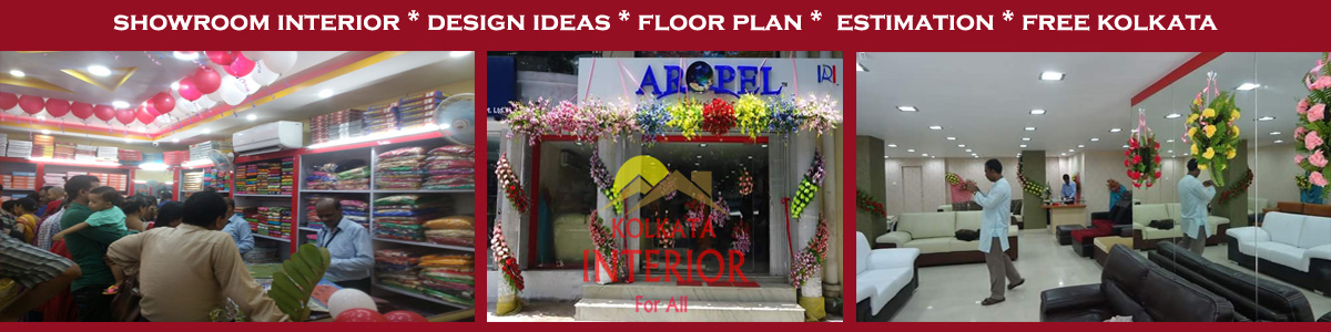 showroom interior decoration services kolkata