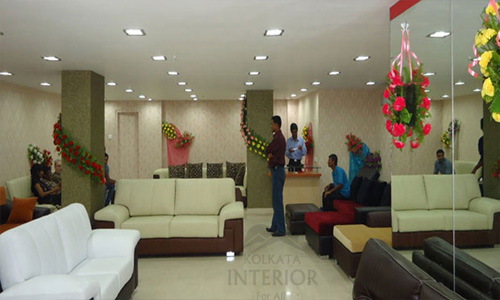 Showroom Interior Designers Decoration Kolkata West Bengal