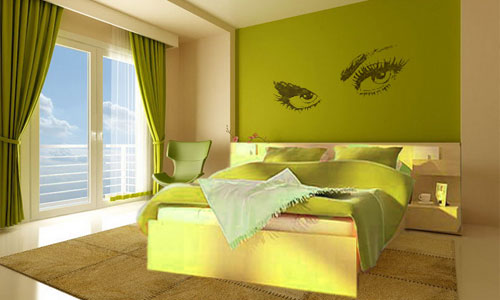 bedroom color design solutions kolkata