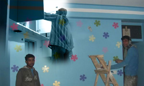 Best Wall Painter, Painting Services Kolkata
