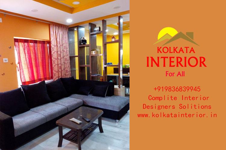 3 Bhk Flat Interior Designer Decorator Santoshpur Kolkata