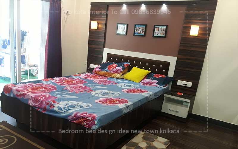Top Bedroom Interior Design Decoration Idea Kolkata New Town