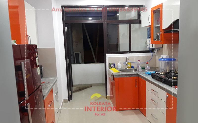 3 Bhk House Interior Affordable Cost Rajarhat Kolkata Interior