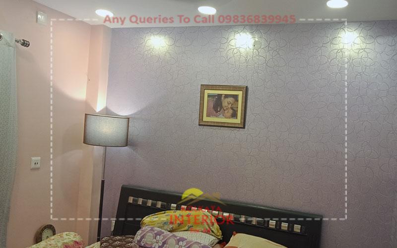 bedroom interior designers & cost garia kolkata