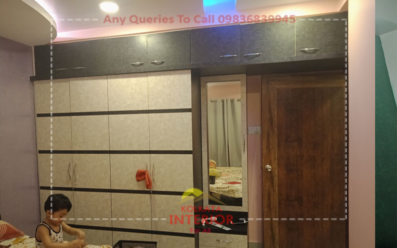 3 Bhk Apartment Interior Designers Kamalgazi Garia Kolkata