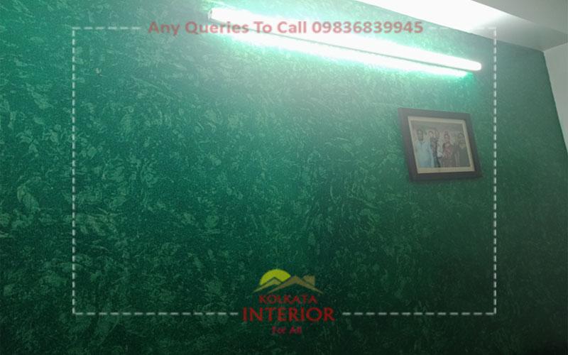 cost for 3 bhk flat interior garia kolkata