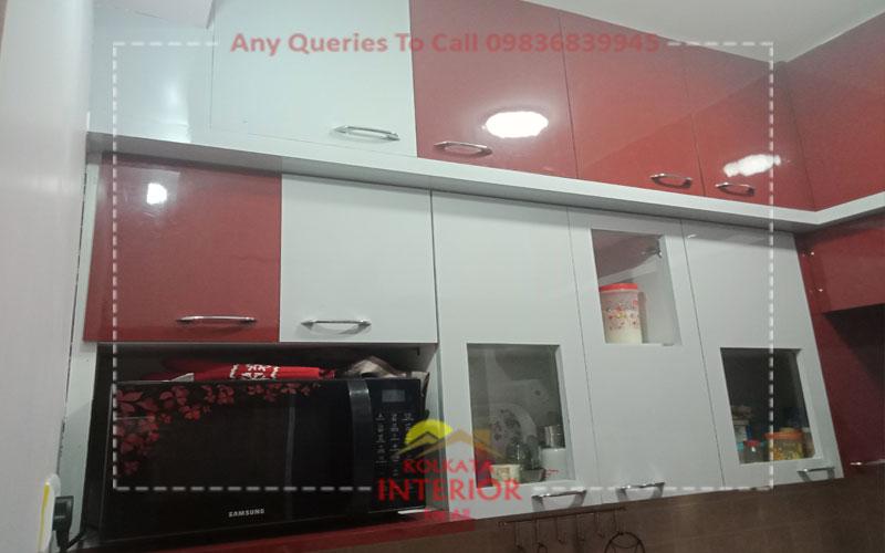 top flat interior low cost garia kolkata